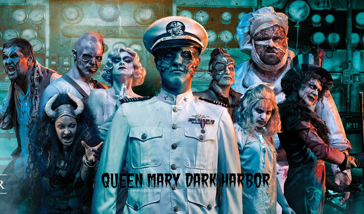 Queen Mary Image Dark Harbor