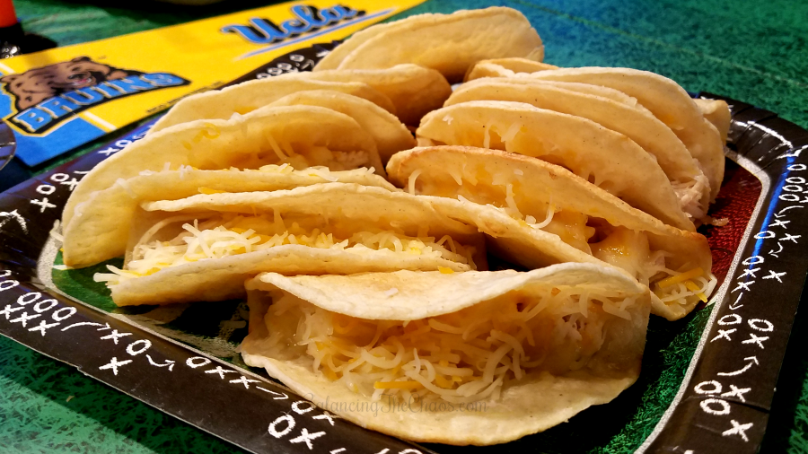 Foster Farms Chicken Tacos