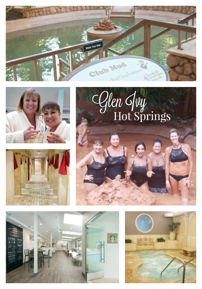 Glen Ivy Hot Springs Relaxation