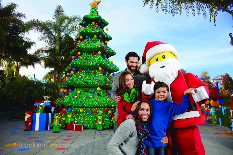 Legoland California Resort Park-Holiday-Family