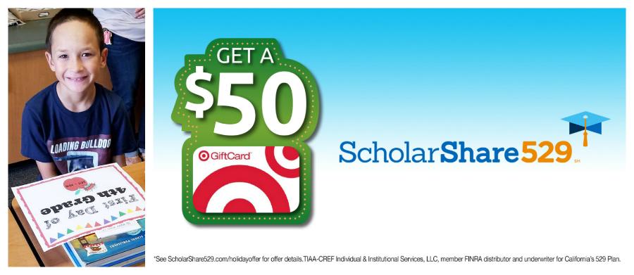 ScholarShare 529