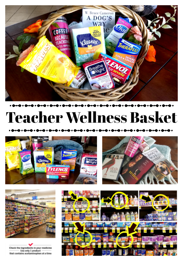 Teacher Wellness Basket