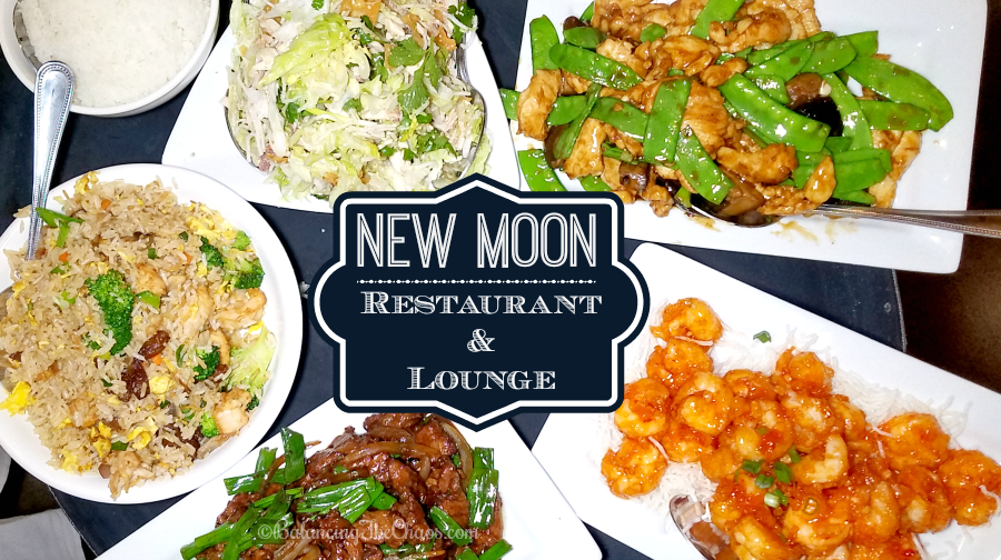 Contemporary Asian Cuisine At New Moon Restaurant And Lounge