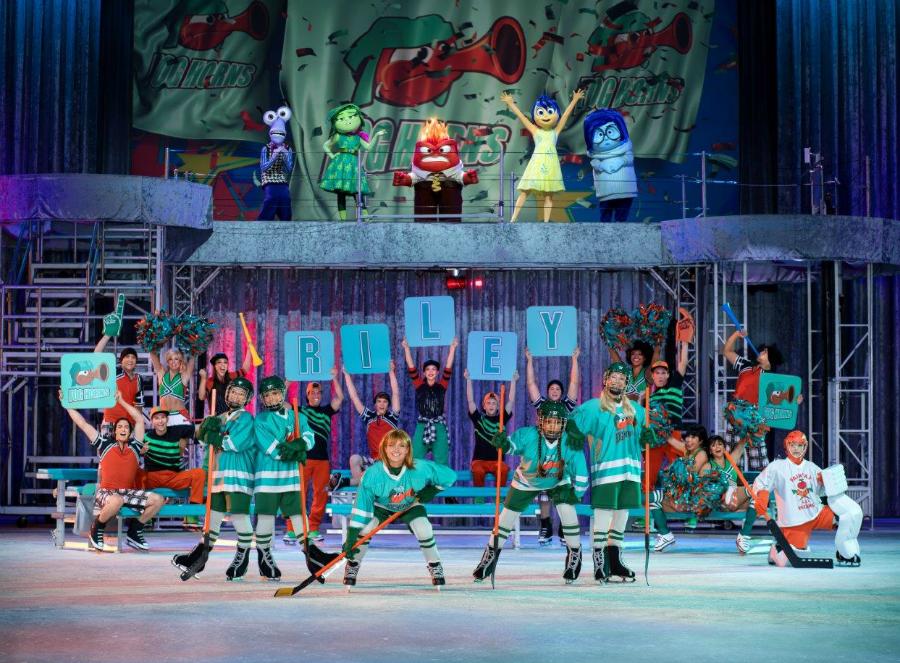 Follow Your Heart Disney On Ice