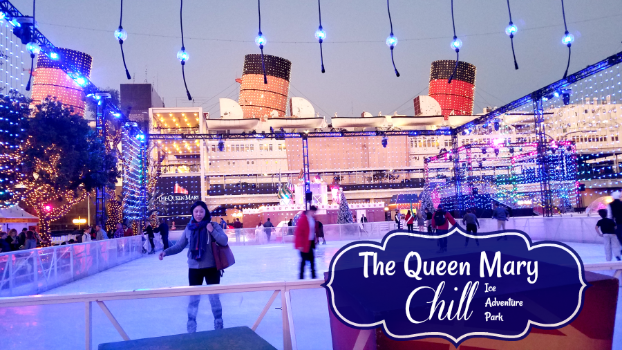 The Queen Mary Chill Ice Adventure Park