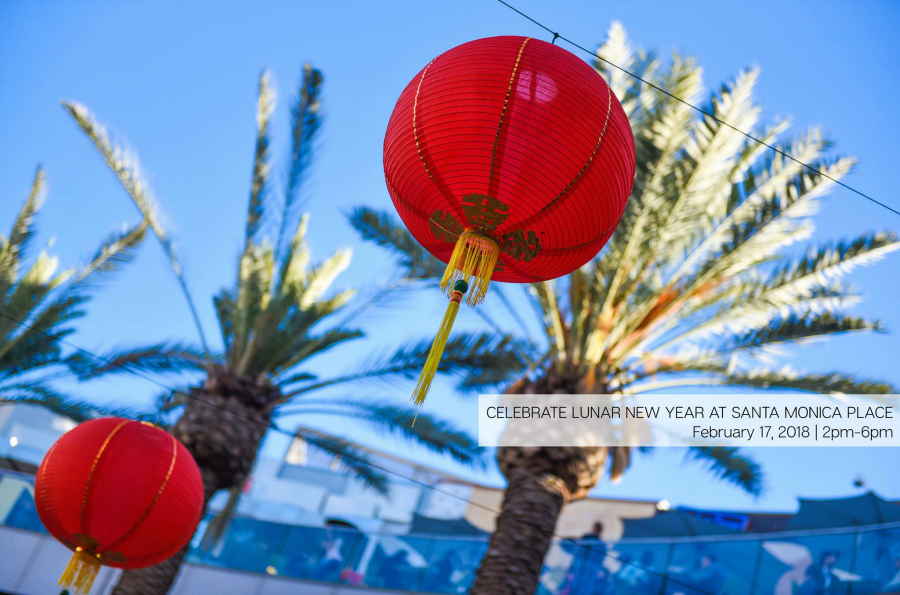 Lunar New Year Celebration at Santa Monica Place