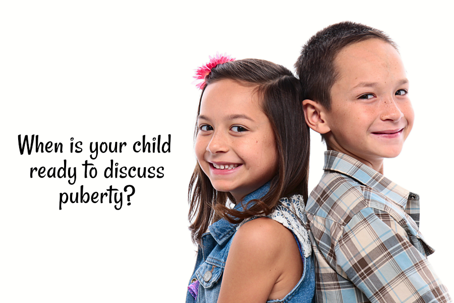 Kaiser Permanente When Is Your Child Ready To Discuss Puberty
