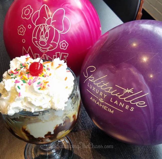 Birthday Celebrations at Splitsville Anaheim