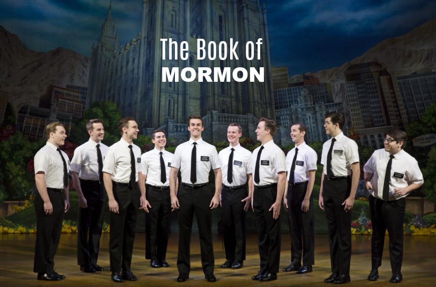 Book of Mormon Actors
