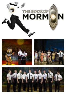 Book of Mormon Collage