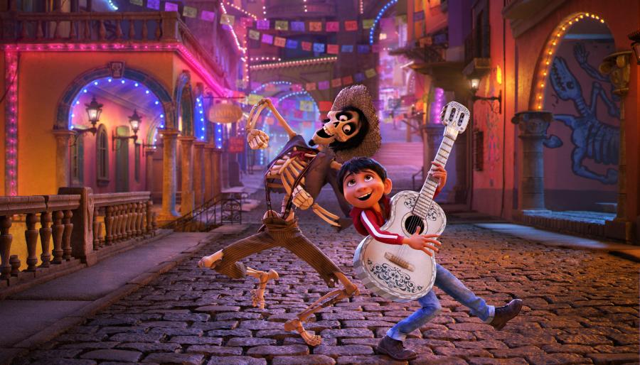 Disney Pixars Coco
