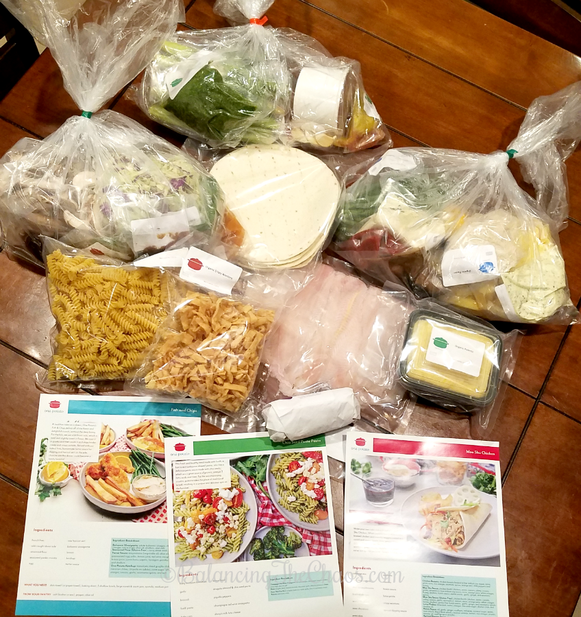 One Potato Meal Kit
