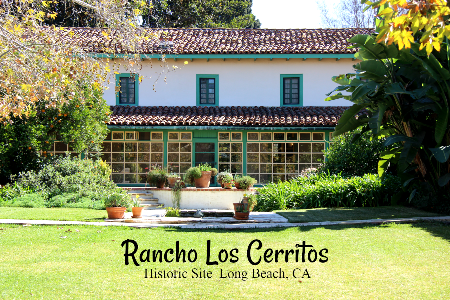 Rancho Los Cerritos Long Beach CA