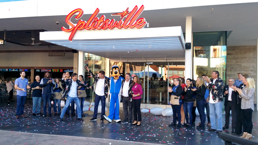 Splitsville Grand Opening 3 15 18