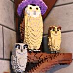 Legoland Caste Hotels Owls