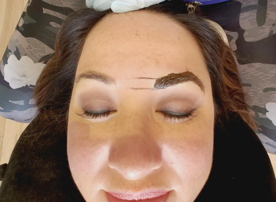 Microblading at Brows By Julie in Newport Beach