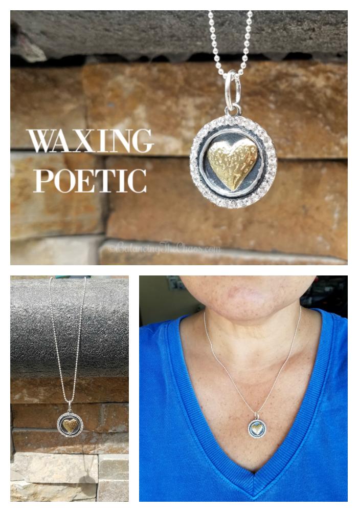 Waxing Poetic Giveaway