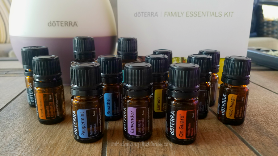DoTerra Essental Oils