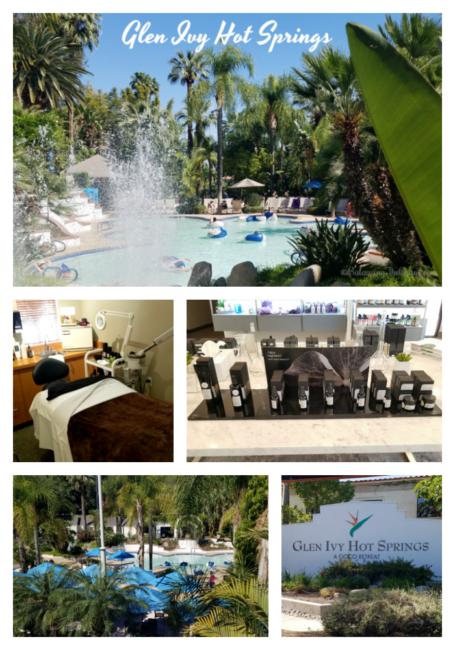 Glen Ivy Hot Springs Spa Services