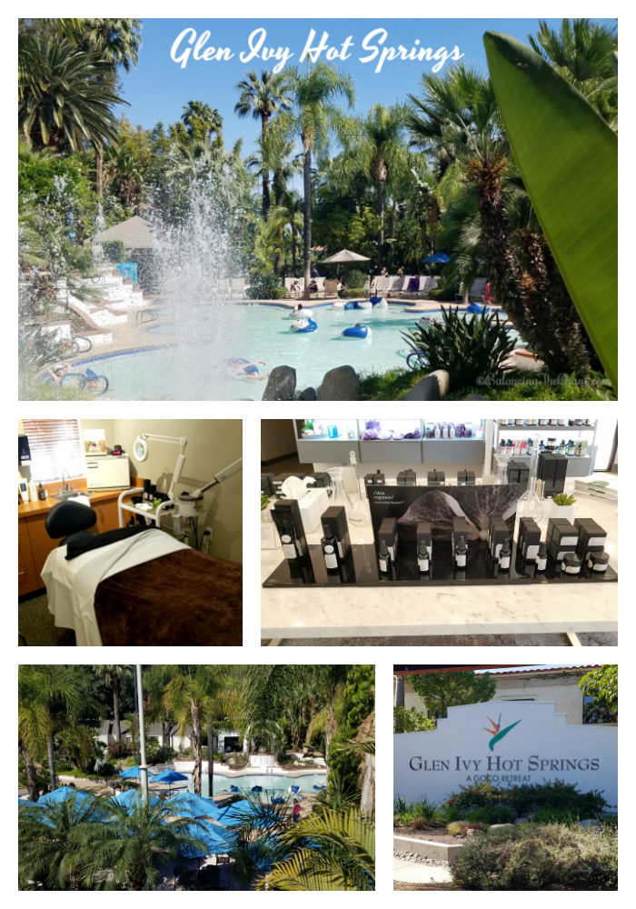 Glen Ivy Hot Springs Spa Services