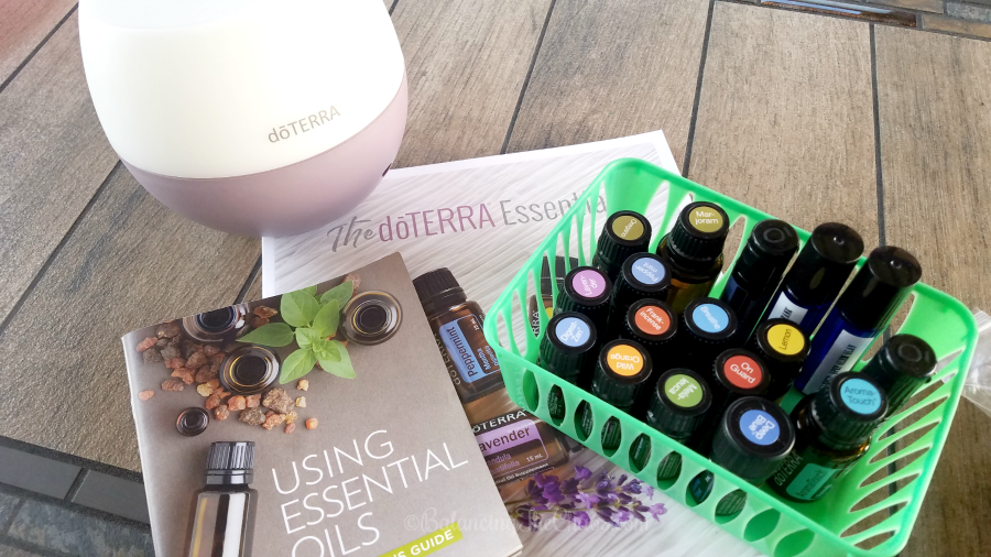 doTerra Essental Oils Family Kit