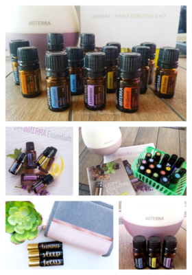 doTerra Essential Oils for Pinterest