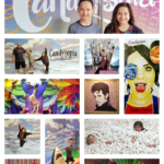 Collage Candytopia at Santa Monica Place
