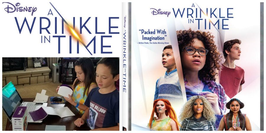 Disneys A Wrinkle In Time STEM Project