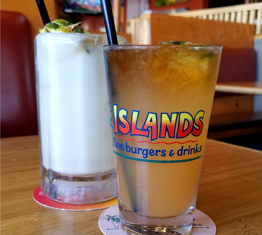 National Mai Tai Day at Islands