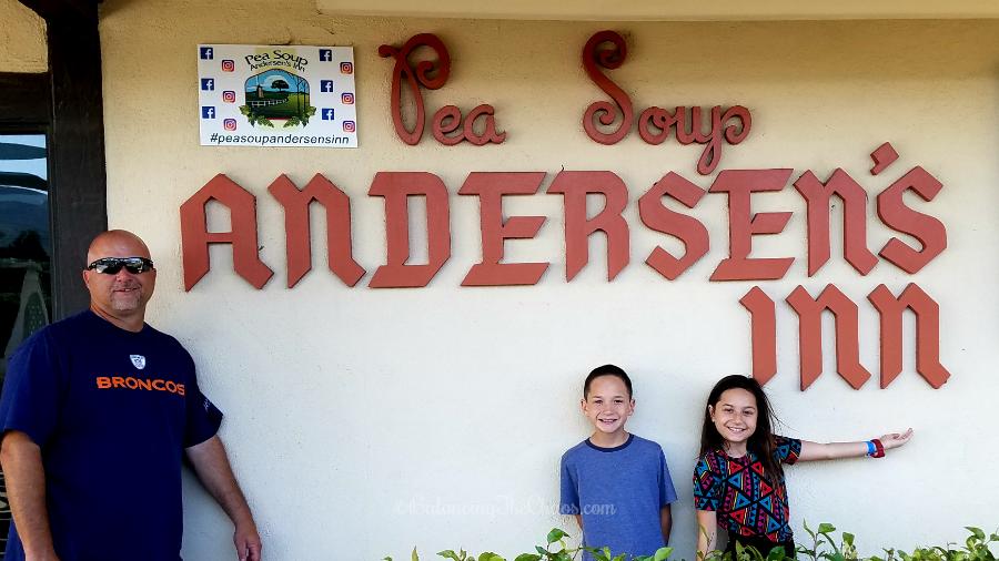 Pea Soup Andersen's Inn Buellton CA