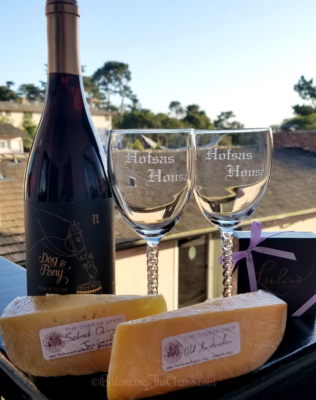 Wine and Cheese Pairing Hofsas House Carmel By The Sea