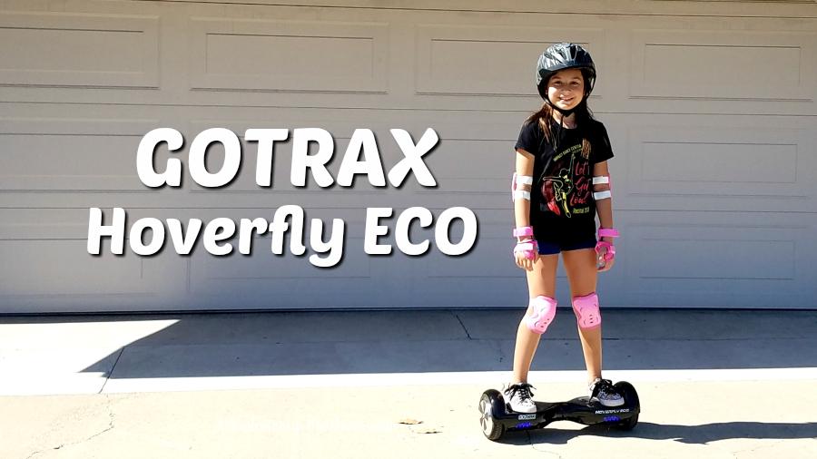 GoTrax Hoverfly Eco