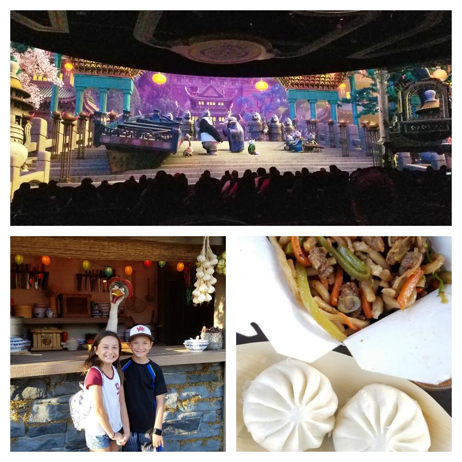Kung Fu Panda Experience at Universal Studios Hollywood