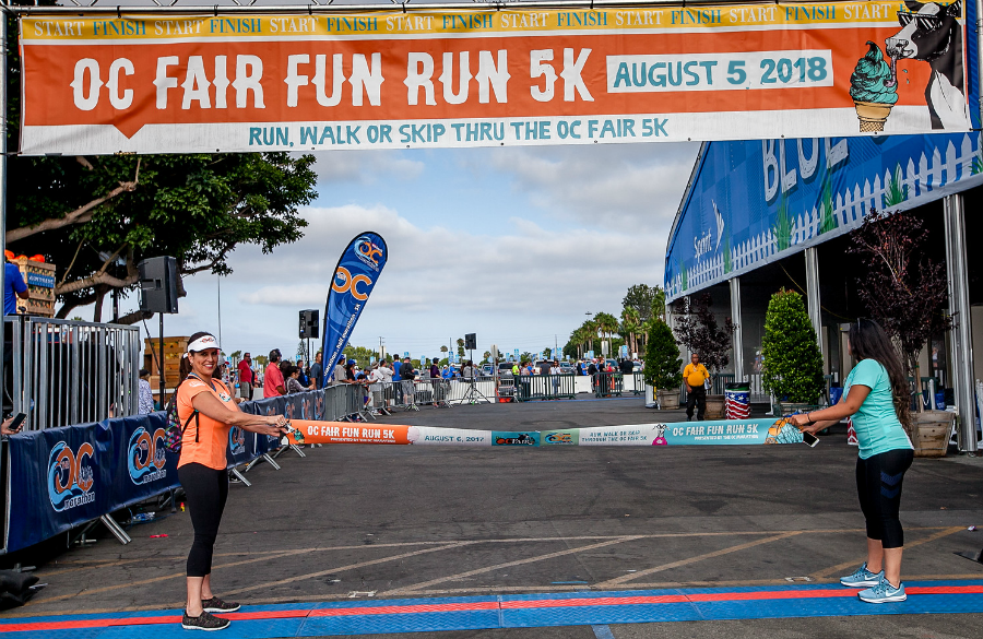 OC Fair 5K Run Aug 5th