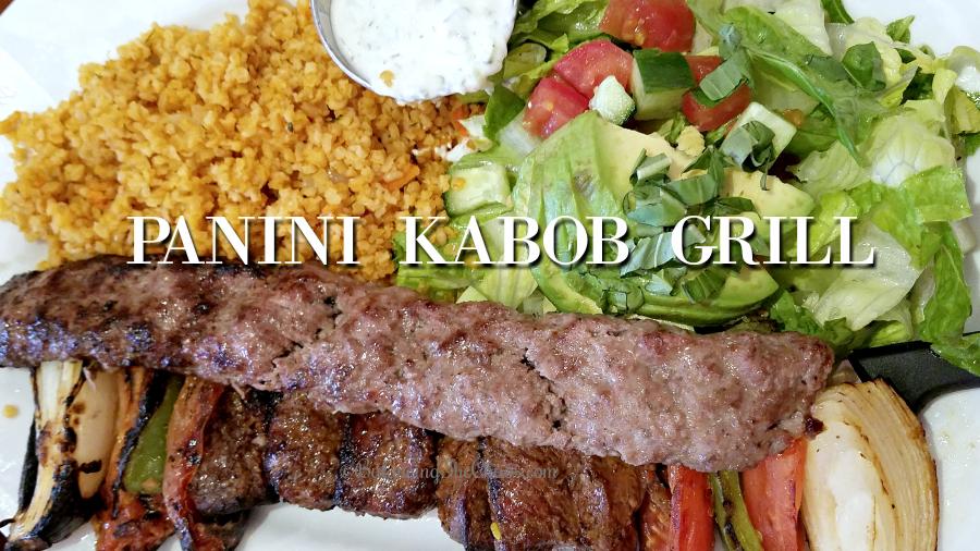 Panini Kabob Grill Mediterranean Food in Mission Viejo