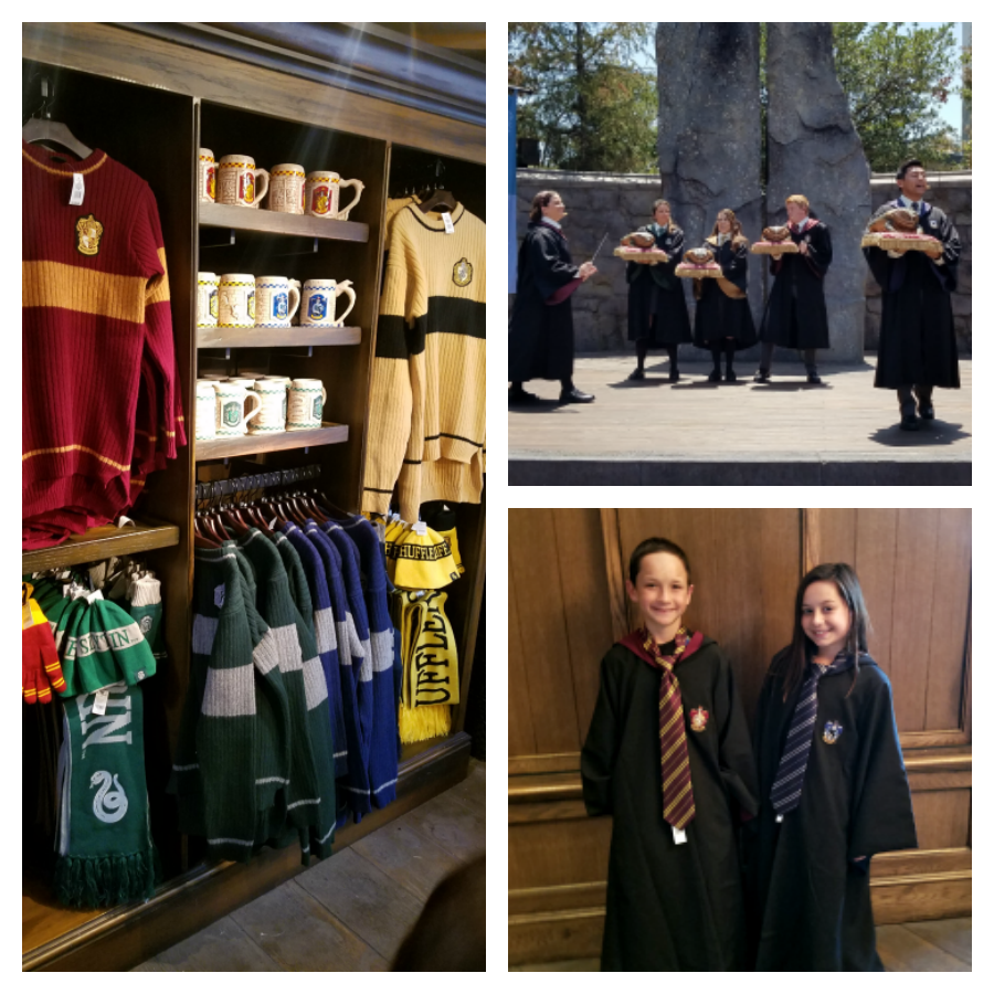 Shopping throught the world of Harry Potter