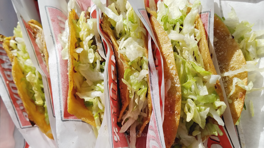 The Original American Taco Jimboys Tacos