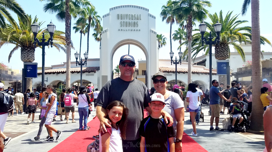 Universal Studios Hollywood 2018