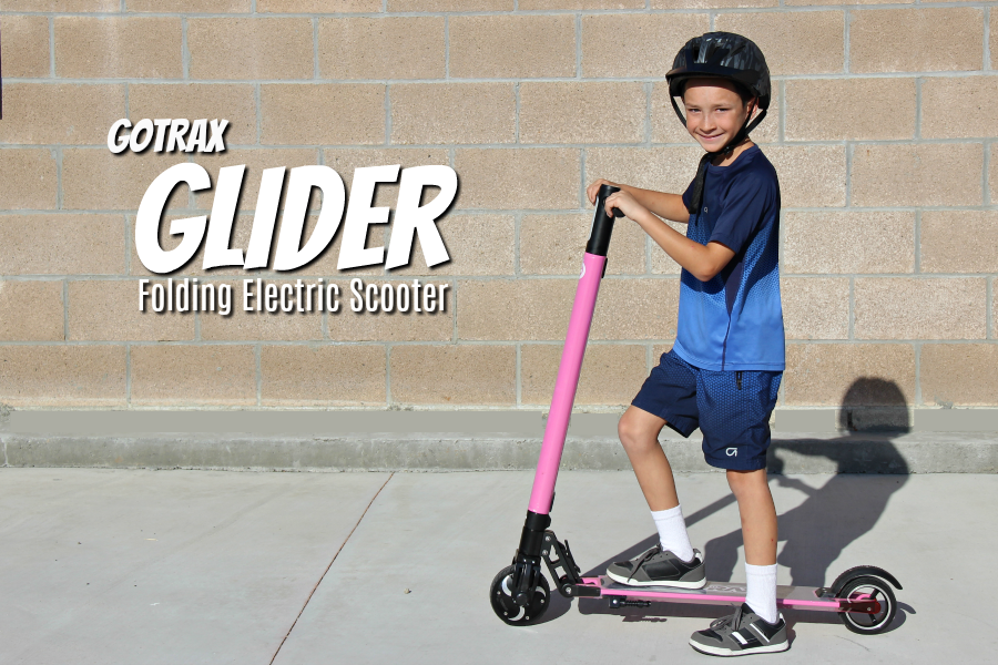 Gotrax Glider Folding Electric Scooter