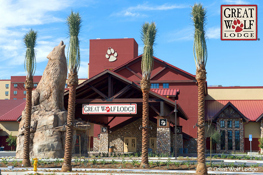 Great Wolf Lodge Southern California 1