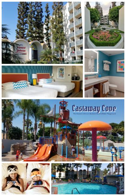 Howard Johnsons Anaheim Hotel and Water Park by Disneyland