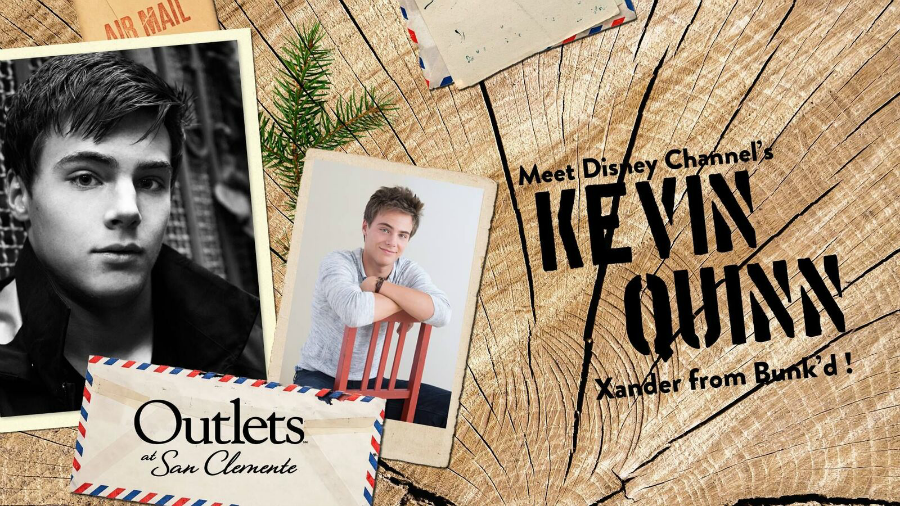 Kevin Quinn Bunkd at Outlets at San Clemente