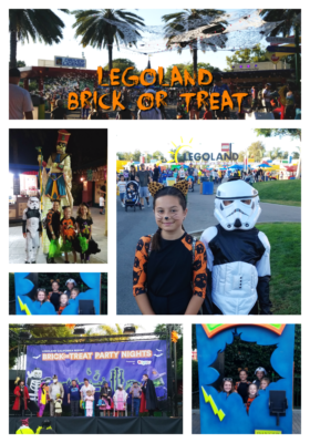 Brick or Treat Party Nights 2018
