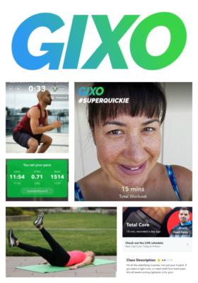 GIXO Fitness Program