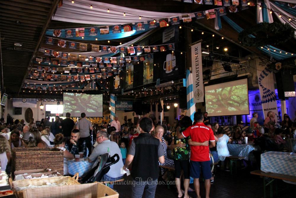 Oktoberfest at Old World HB Celebrations