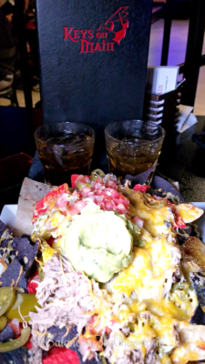 Nachos at Keys on Main