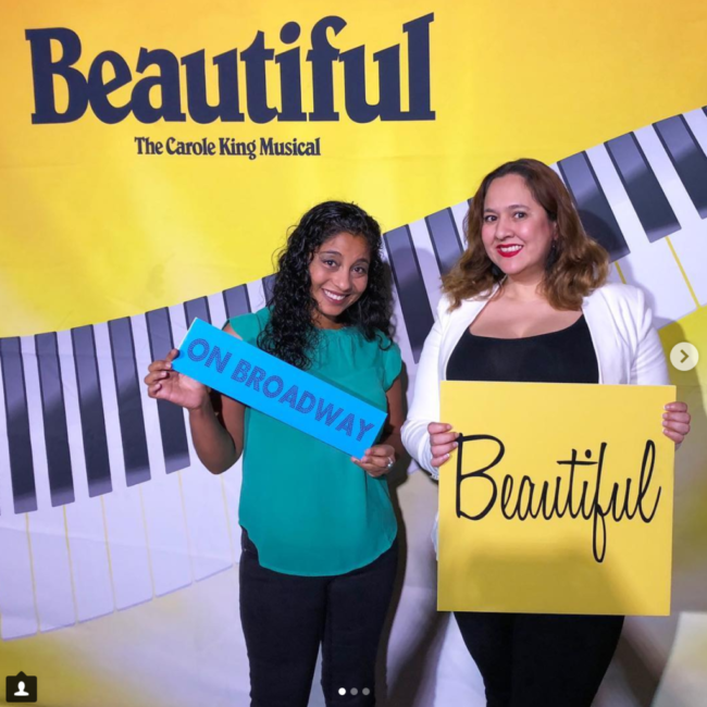 Queen Bee Latina at Beautiful, Segerstrom Center for the Arts