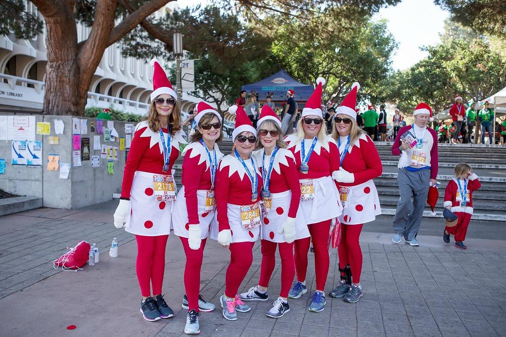 Run for a Claus Dec 1st