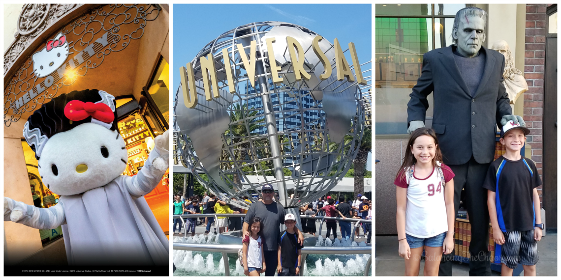 Universal Studios Hollywood Family Friendly Halloween Celebration