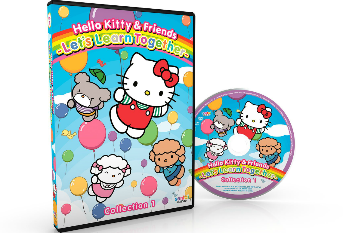 Hello Kitty and Friends Lets Learn Together